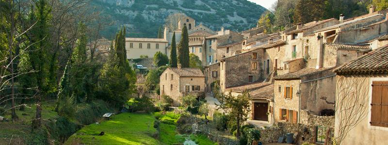 Saint Guilhem-le-Désert Gorges de l'Hérault