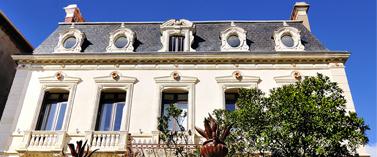 jardin hotel particulier béziers hôtel de charme 4 étoiles garden