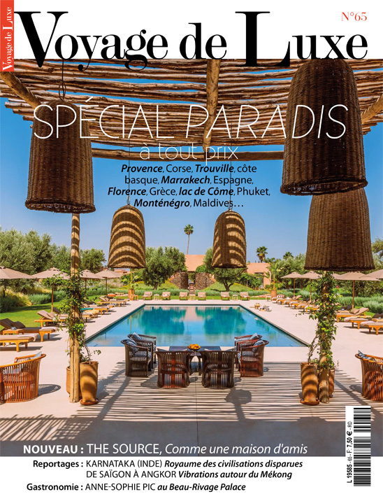 La presse s 39 empare de l 39 h tel particulier b ziers - Vacances de luxe laucala resort island ...
