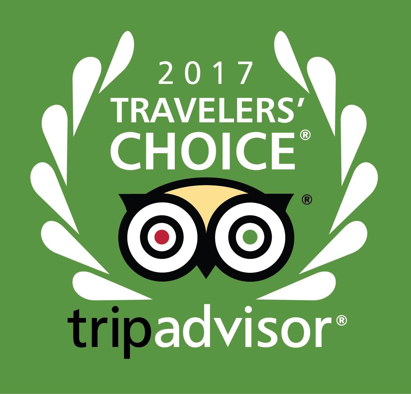 TravelersChoice tripadvisor